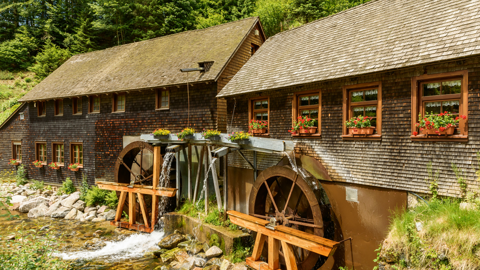 Die Hexenlochmühle