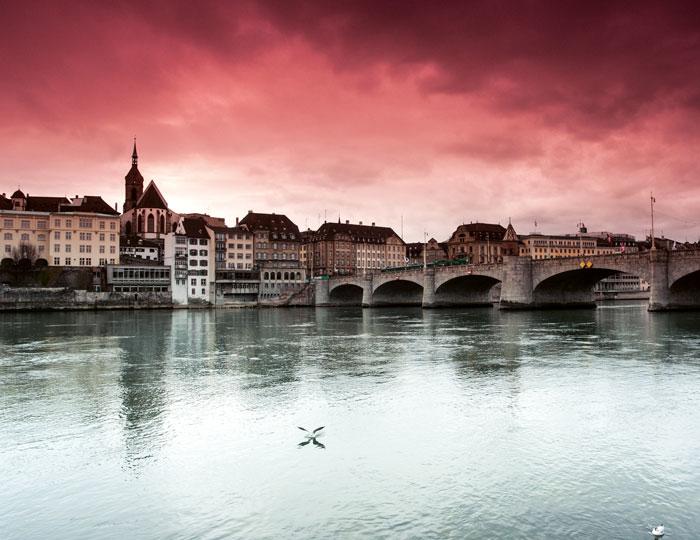 Rheinbrücke, Basel