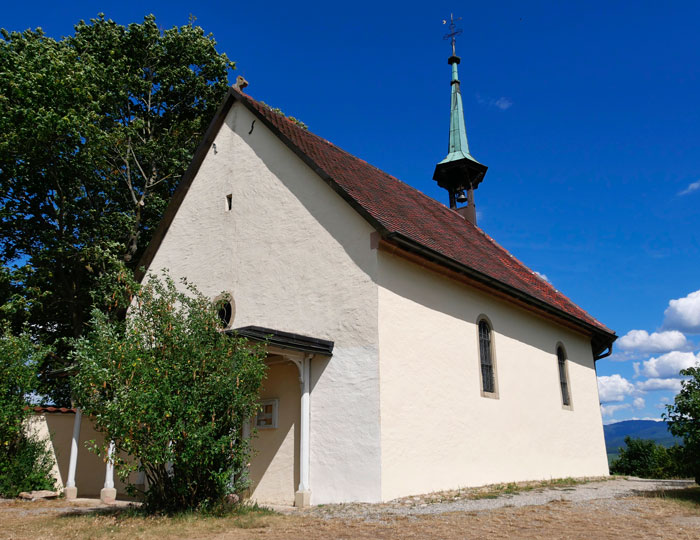 Erentrudis- kapelle