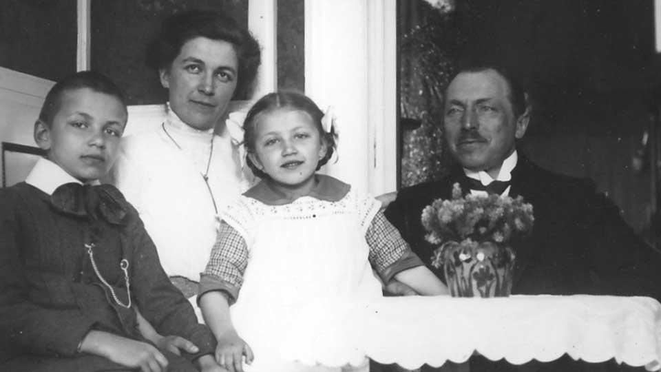Familie Bartenstein aus Freiburg