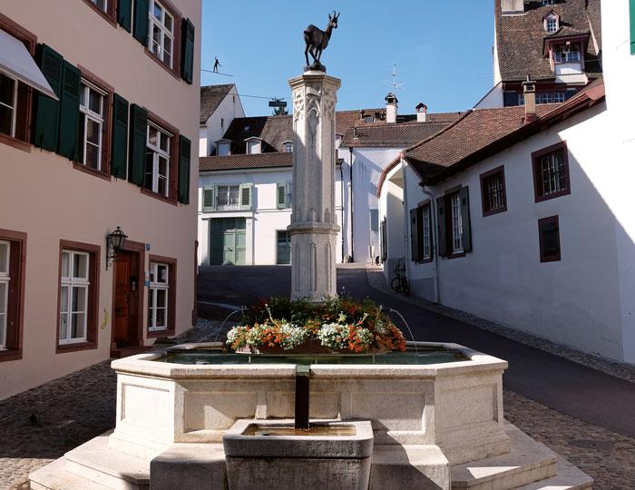 Gemsberg-Brunnen