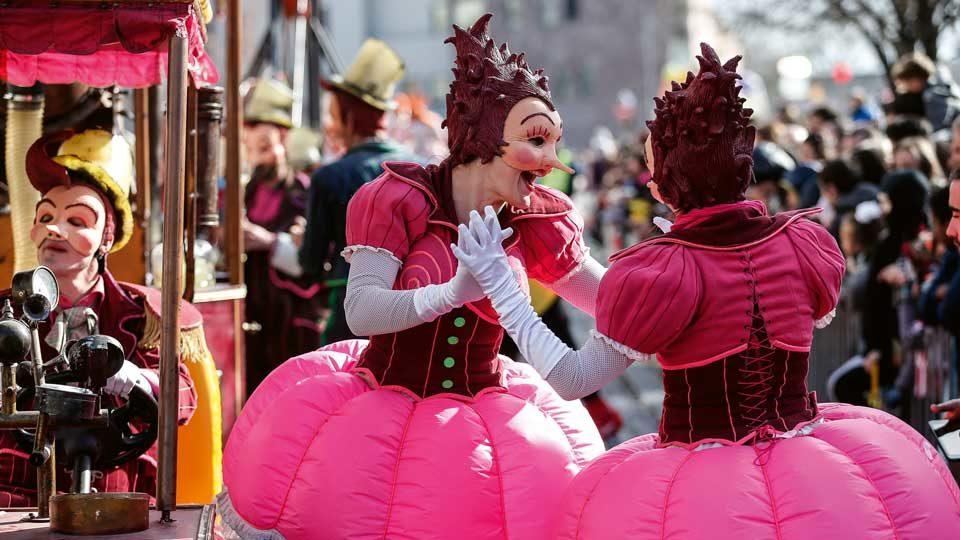 Le Carneval