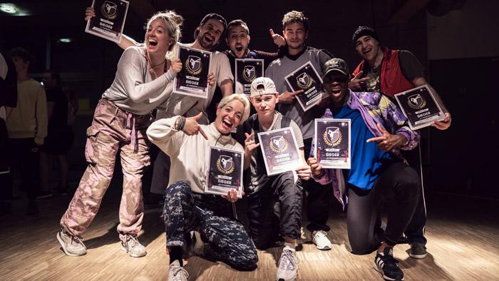Breakdancer aus Freiburg gewinnen Battle