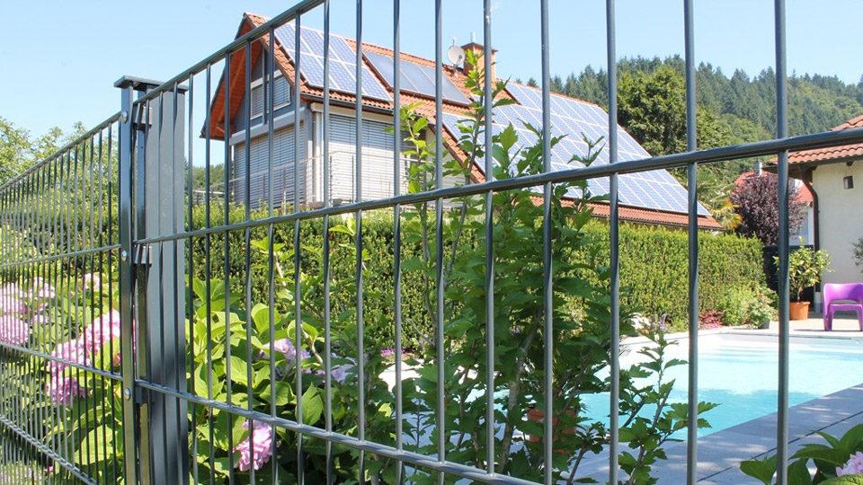 Auf Draht Drahtwaren Driller Ist Freiburgs Zaun Experte Chilli