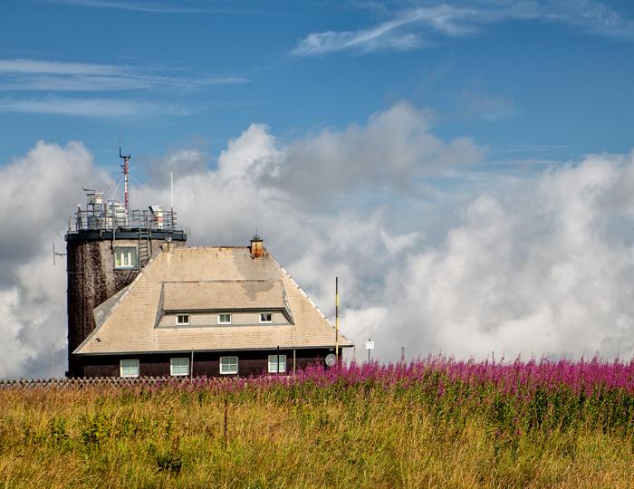 Alte Wetterwarte auf dem Feldberg