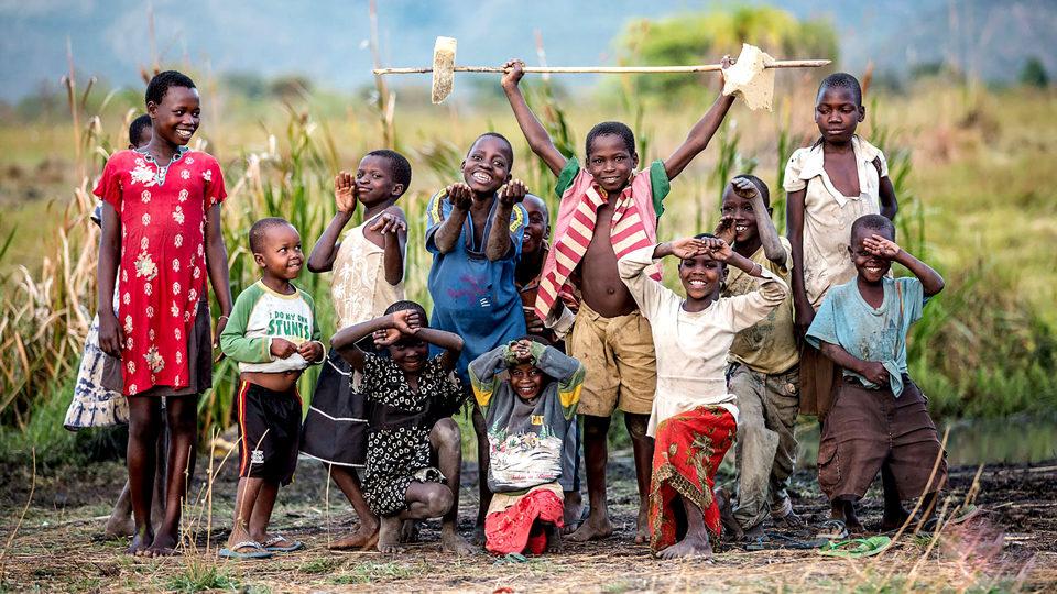 Film Anderswo. Allein durch Afrika