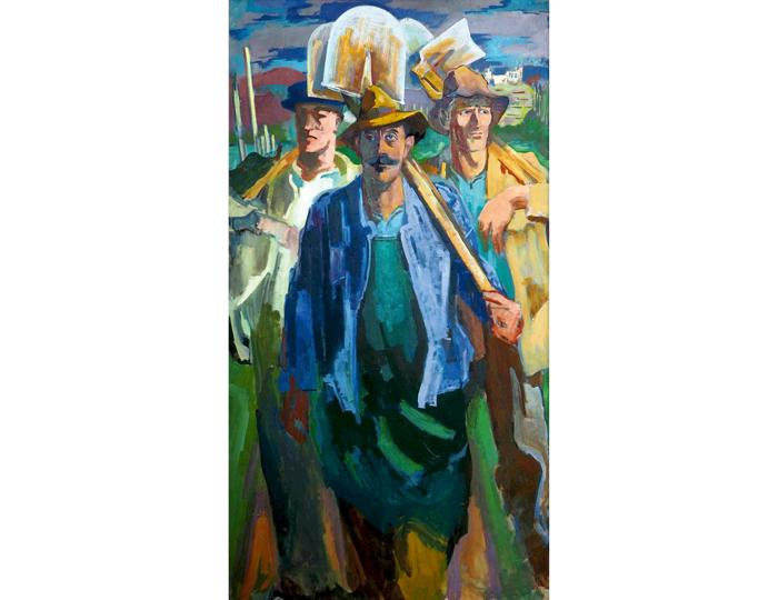 Gemälde Sammlung Dreiländermuseum