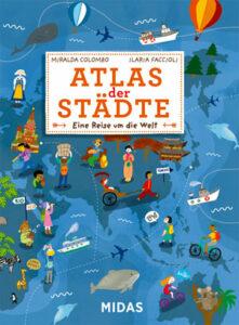Buchcover Atlas der Städte