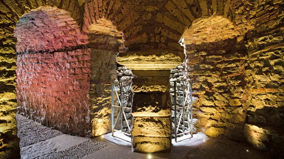 Augusta Raurica Unterirdische Brunnenhaus