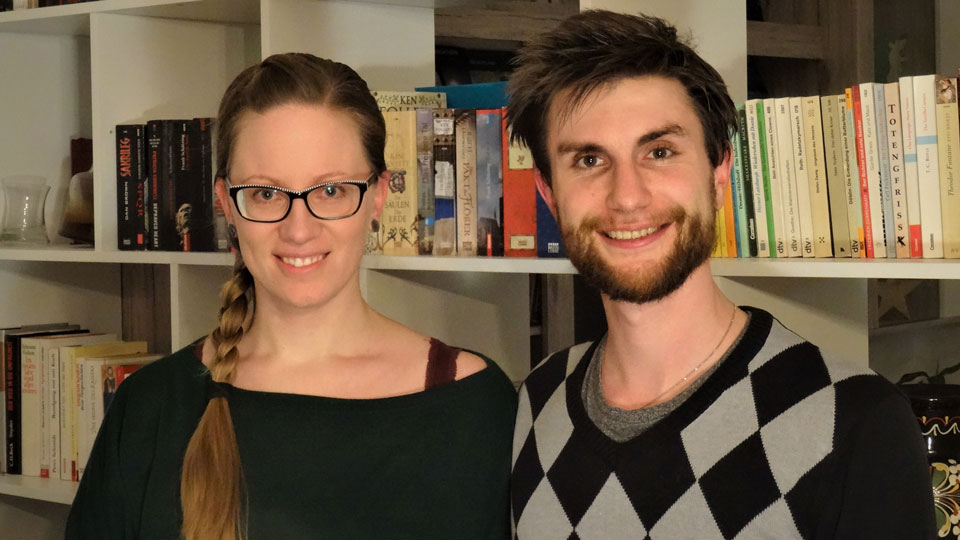 Autoren Thomas und Janine Birmele