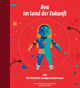 Buchcover Ava im Land der Zukunft