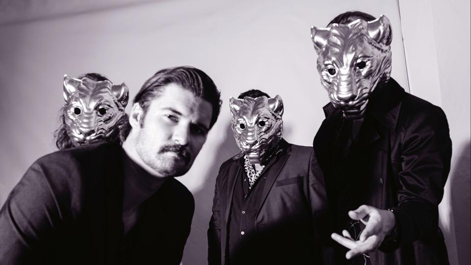 Bandcover von Seven Purple Tigers
