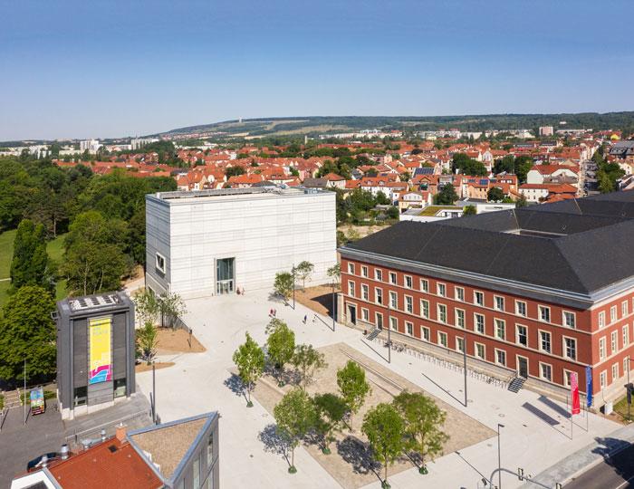 Kunstgewerbeschule Bauhaus Weimar