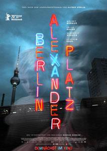Berlin Alexanderplatz Filmplakat
