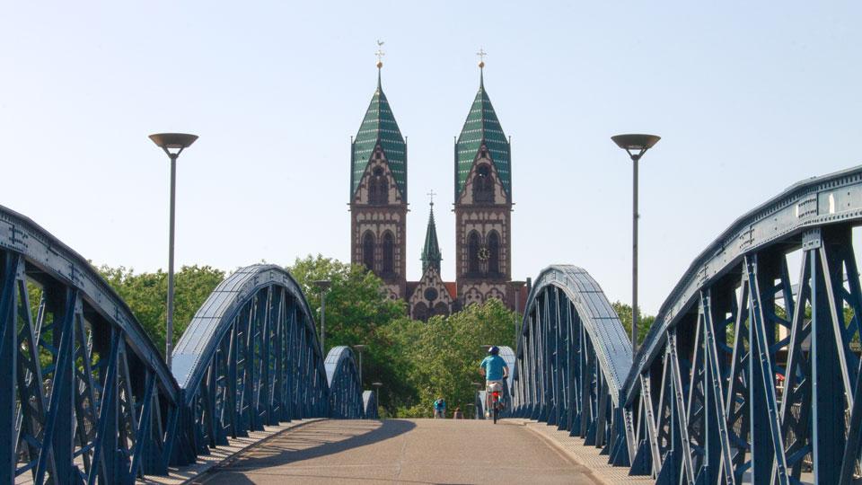 Wiwilí Brücke Freiburg