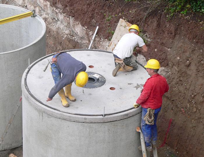 Brunnenbauer Geothermie
