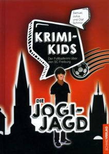 Buch-Cover Die Jogi Jagd