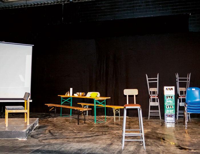 Bühne Wallgraben Theater Freiburg