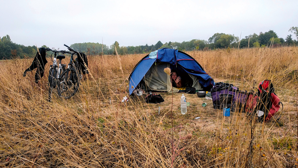 Camping-in-der-Natur