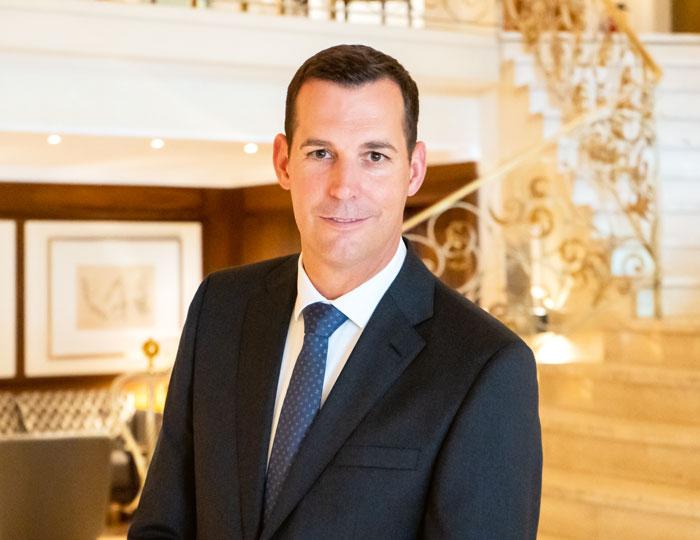 Michael-Stephan Sänger Geschäftsführender Direktor Colombi Hotel