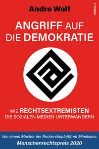 Buchcover: Angriff auf die Demokratie