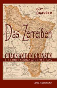 """Cover """"Das Zerreißen"""""""