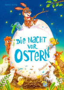 Buchcover Die Nacht vor Oster