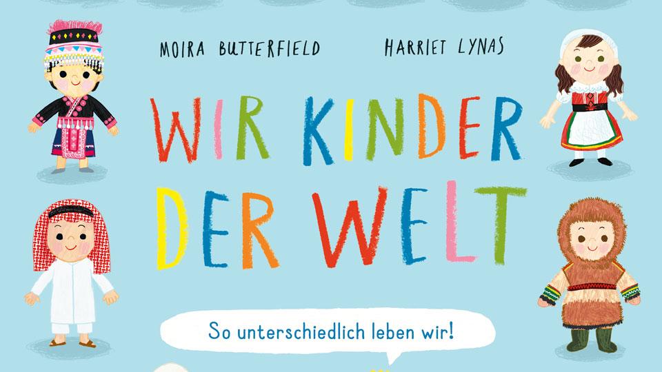 Buch Cover: Wir Kinder der Welt