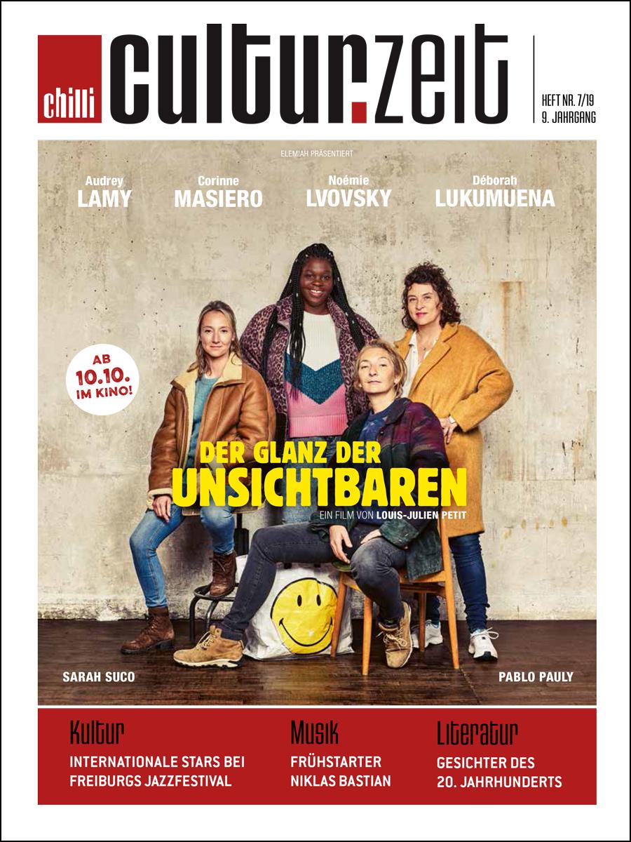 Magazin CulturZeit 0919 Cover
