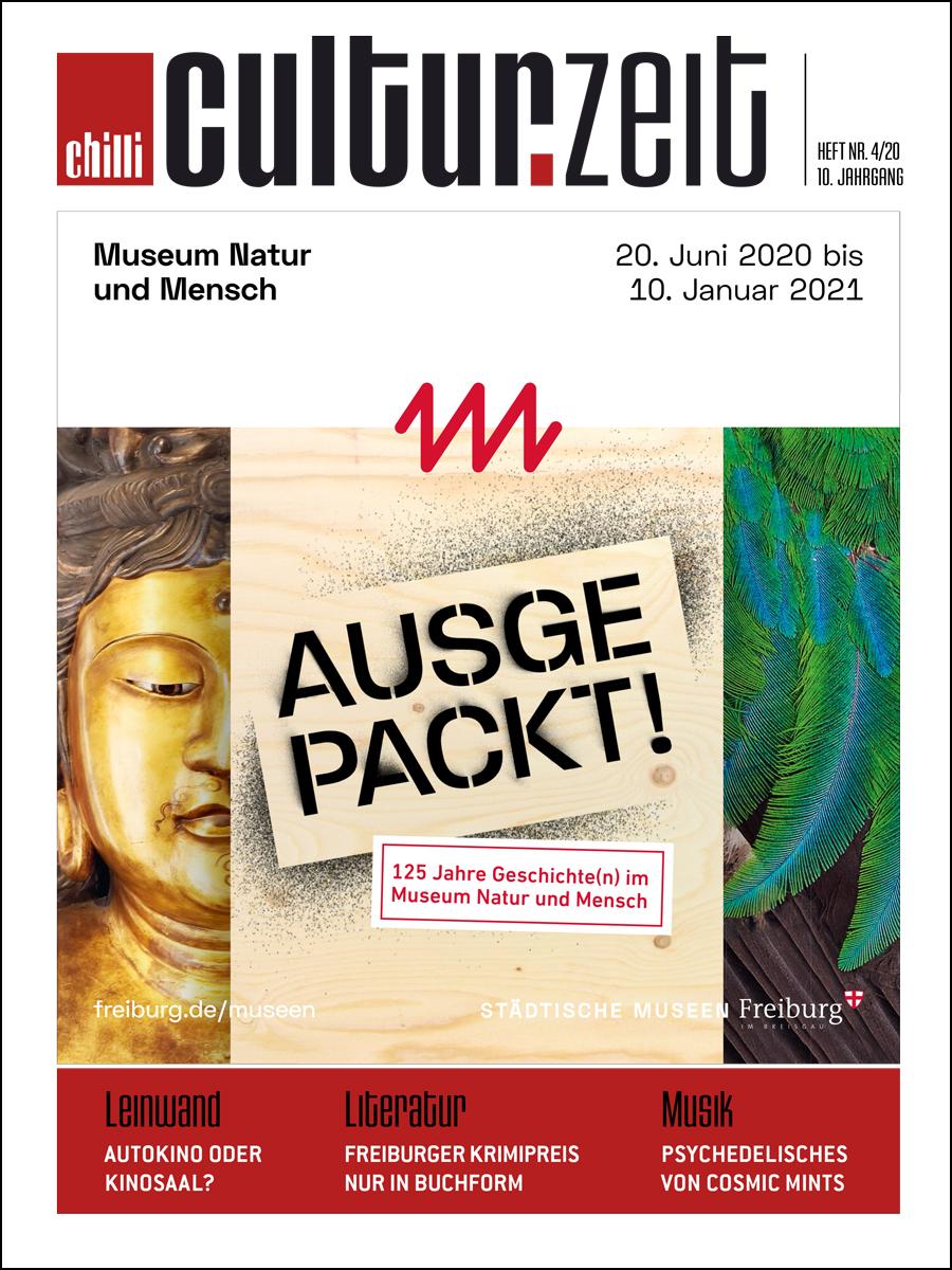 Culturzeit Ausgabe Juni/Juli 2020 cover