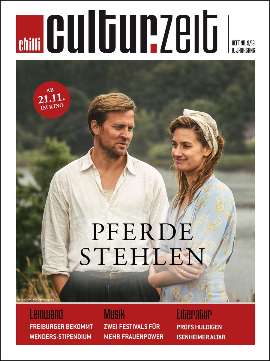 cover Culturzeit Ausgabe November 2019