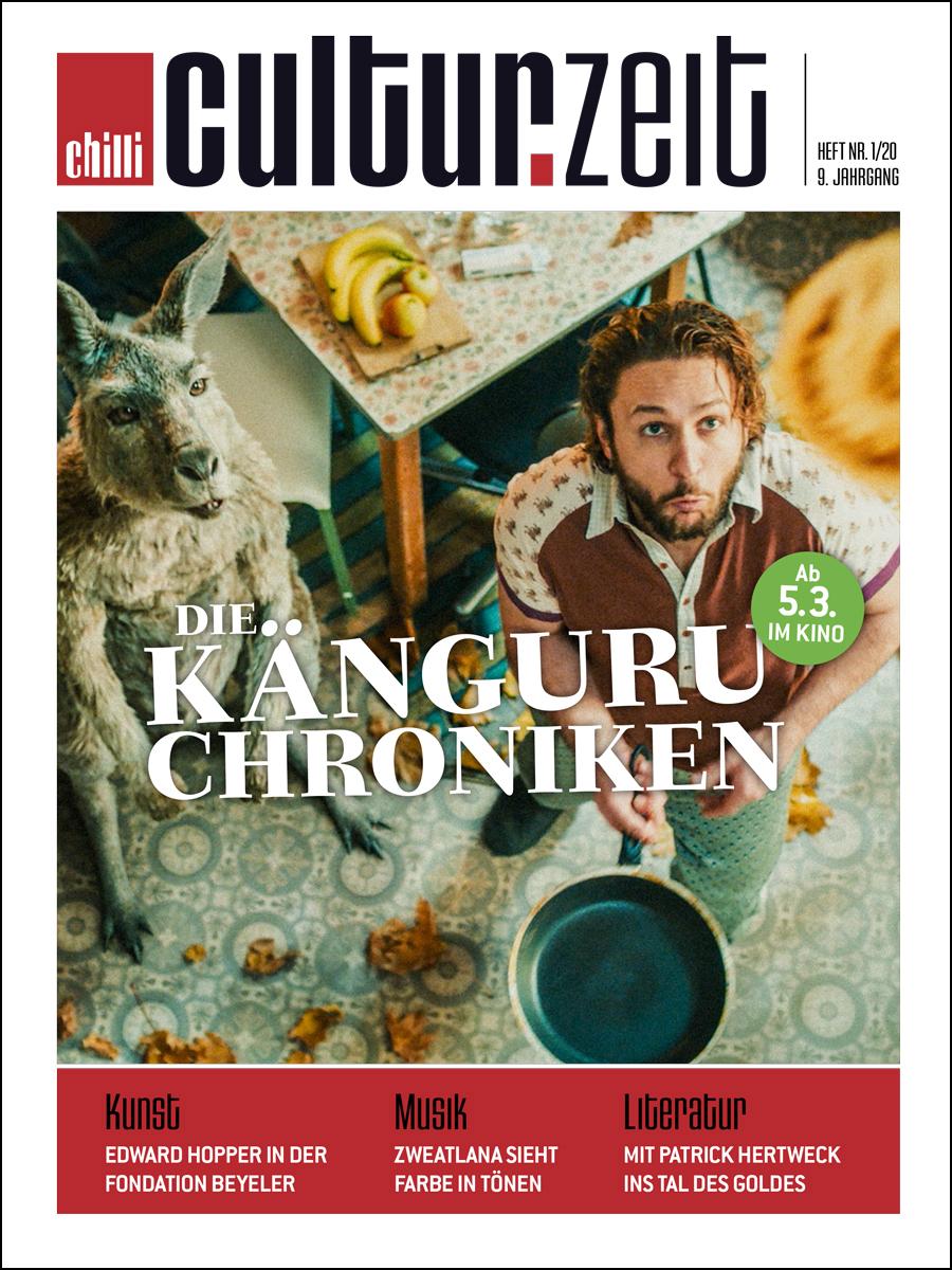Culturzeit Ausgabe Februar 2020 cover
