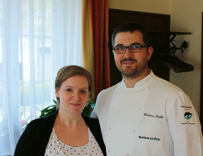 Dagmar und Christian Lauble
