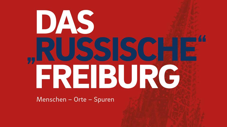 Das russische Freiburg Buchcover