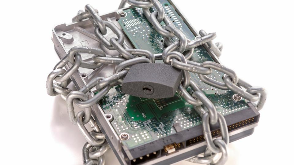 Festplatte Datenschutz