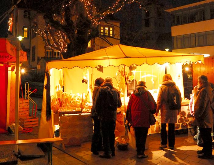 Weihnachtsmarkt Denzlingen