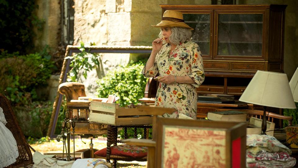 Kinofilm Der Flohmarkt von Madame Claire
