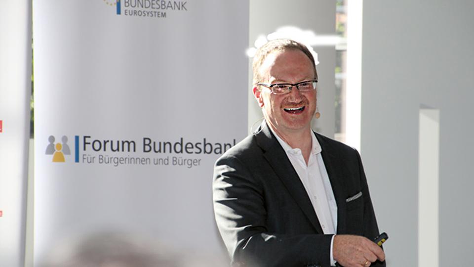 Deutsche Bundesbank und Lars Feld