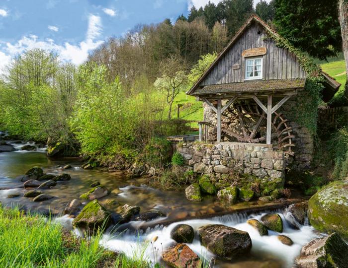Rainbauernmühle Ottenhöfen