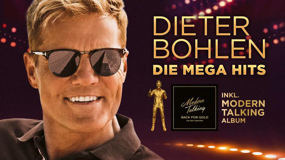Dieter Bohlen und sein neues Album