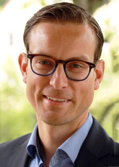 Der Klimaforscher  Dirk Schindler