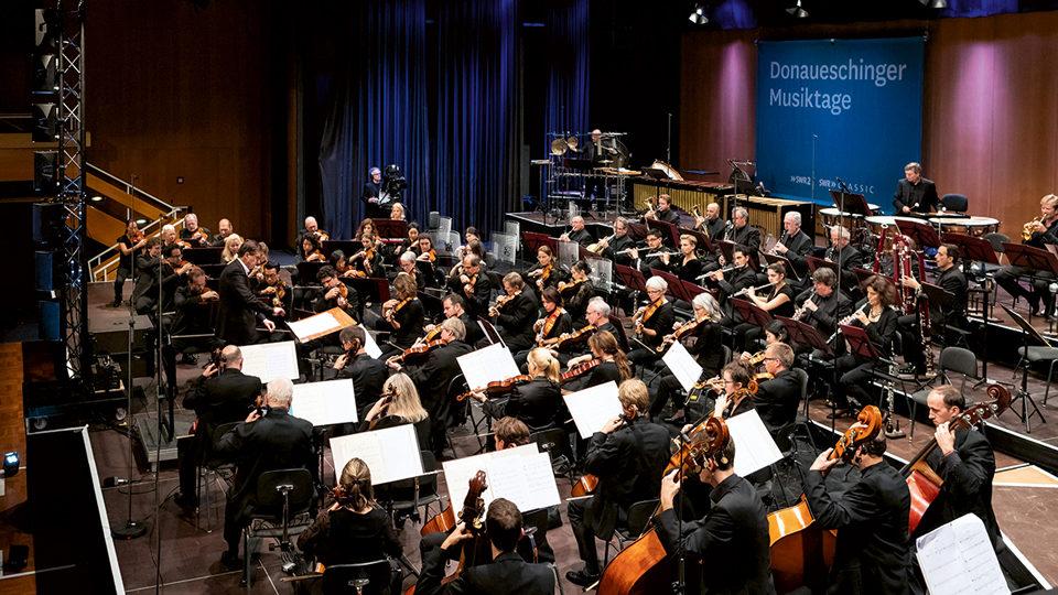 Donaueschinger Musiktage Ochester