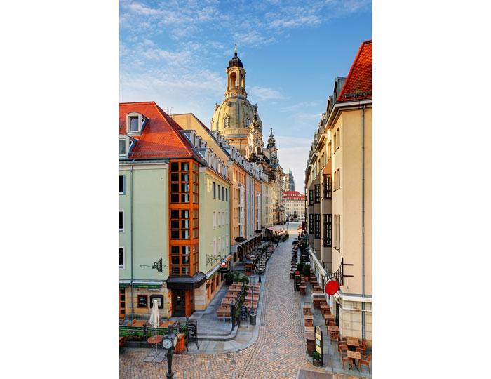 Dresden Frauenkirche Innenstadt