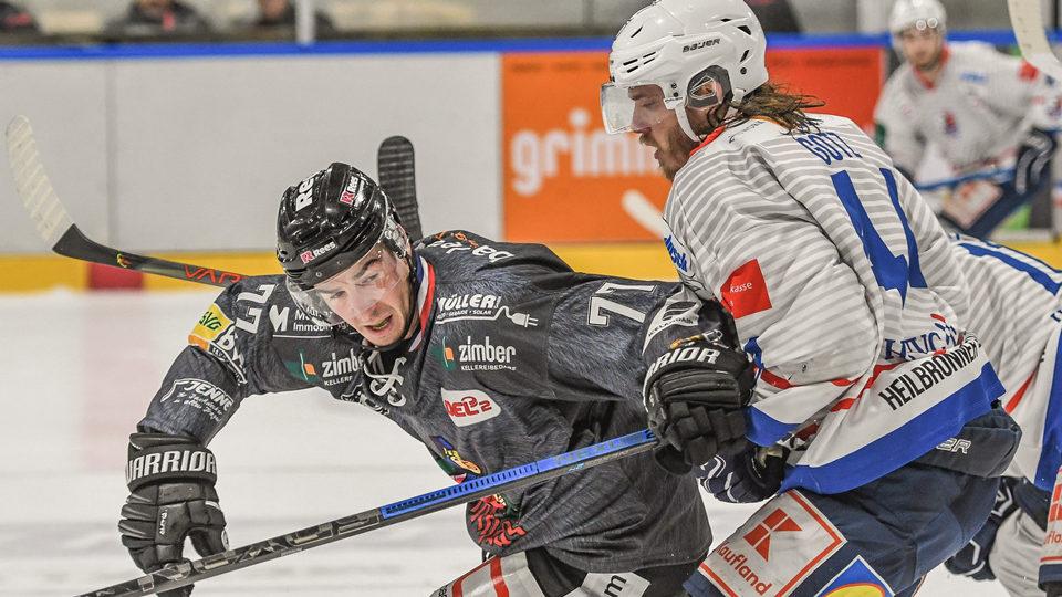 Eishockeyspieler Freiburg