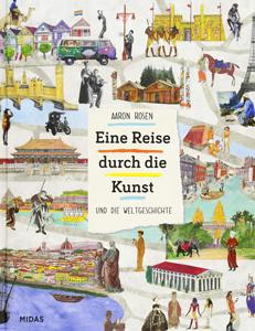 Buchcover Eine Reise durch die Kunst