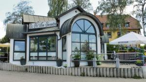 Eispavillon Incontro Breisach