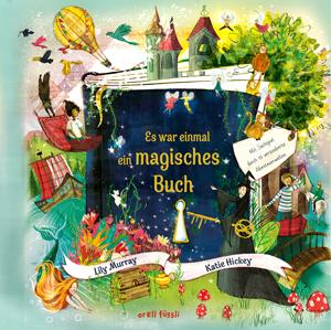 Buch-Cover Es war einmal ein magisches Buch