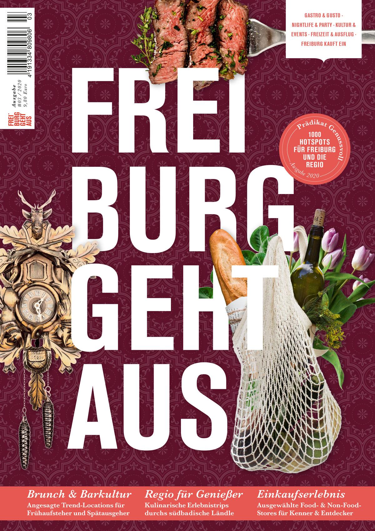 Freiburg geht aus