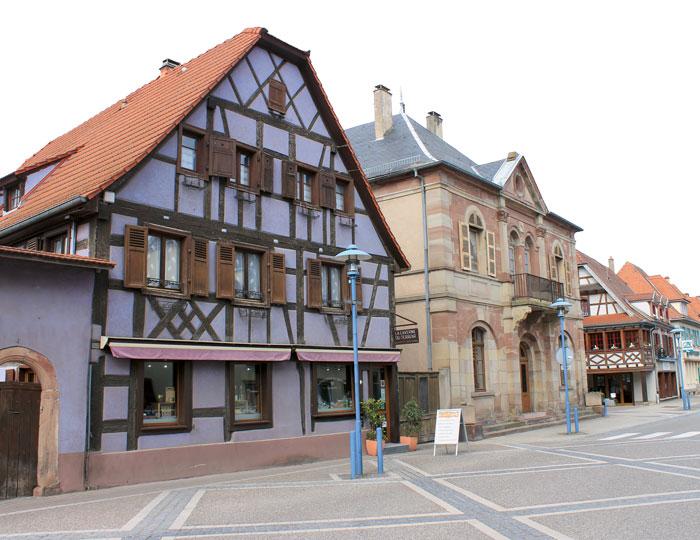 Fachwerkhaus-Marckolsheim