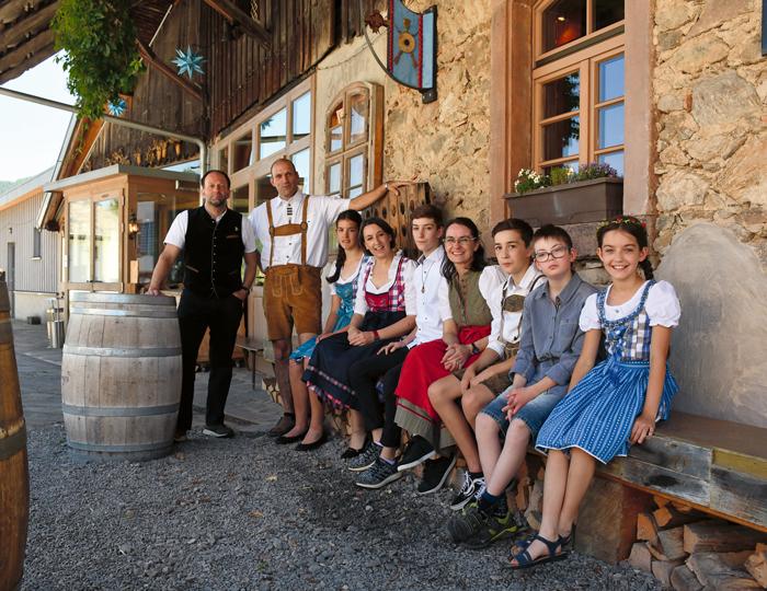 Familie Maier Gasthaus Adler